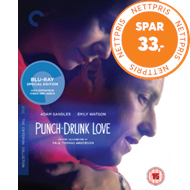 Punch-Drunk Love - The Criterion Collection (UK-import) (BLU-RAY)
