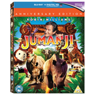 Produktbilde for Jumanji (UK-import) (BLU-RAY)