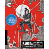 Produktbilde for The Samurai Trilogy - The Criterion Collection (UK-import) (BLU-RAY)