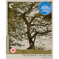 Produktbilde for The Emigrants/The New Land - The Criterion Collection (UK-import) (BLU-RAY)