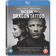 Girl With The Dragon Tattoo (UK-import) (BLU-RAY)