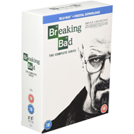 Produktbilde for Breaking Bad: The Complete Series (UK-import) (BLU-RAY)