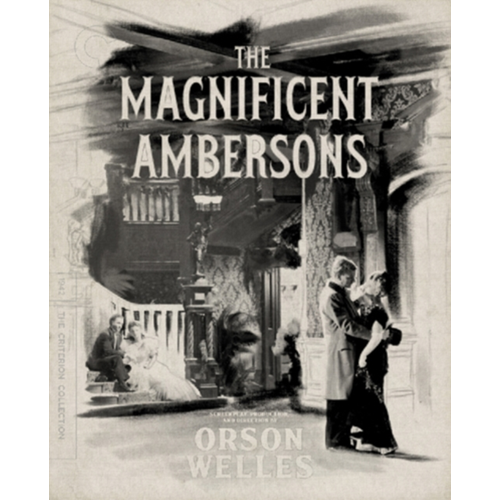 Magnificent Ambersons - The Criterion Collection (UK-import) (BLU-RAY)