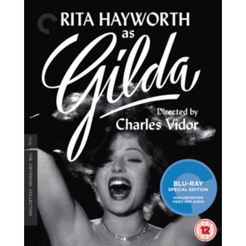 Gilda - The Criterion Collection (UK-import) (BLU-RAY)