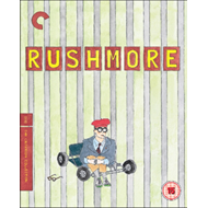 Produktbilde for Rushmore - The Criterion Collection (UK-import) (BLU-RAY)