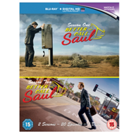 Produktbilde for Better Call Saul: Season One & Two (UK-import) (BLU-RAY)
