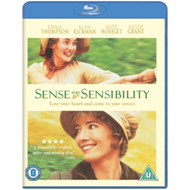 Sense And Sensibility (UK-import) (BLU-RAY)