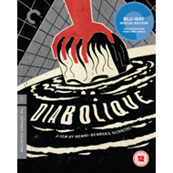 Produktbilde for Les Diaboliques - The Criterion Collection (UK-import) (BLU-RAY)