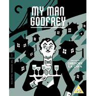 Produktbilde for My Man Godfrey - The Criterion Collection (UK-import) (BLU-RAY)