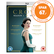 Crown: Season One And Two (UK-import) (BLU-RAY)