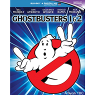 Produktbilde for Ghostbusters/Ghostbusters 2 (UK-import) (BLU-RAY)