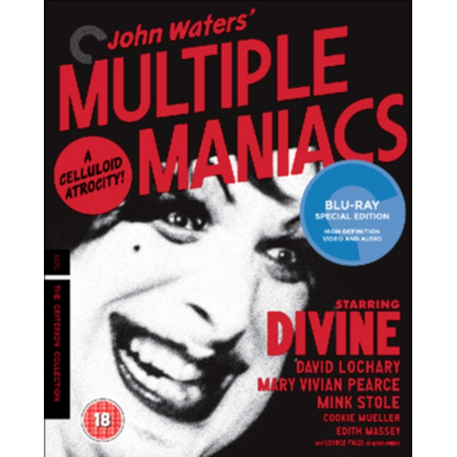 Multiple Maniacs - The Criterion Collection (UK-import) (BLU-RAY)