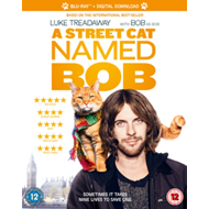 Street Cat Named Bob (UK-import) (BLU-RAY)