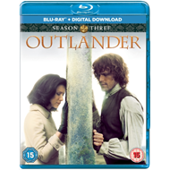 Outlander: Season Three (UK-import) (BLU-RAY)