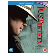 Justified: The Complete Series (UK-import) (BLU-RAY)