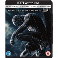 Spider-Man 3 (UK-import) (4K Ultra HD + Blu-ray)