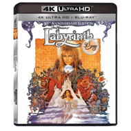 Produktbilde for Labyrinth (UK-import) (4K Ultra HD + Blu-ray)