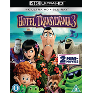 Produktbilde for Hotel Transylvania 3 - A Monster Vacation (UK-import) (4K Ultra HD + Blu-ray)
