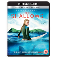 Produktbilde for The Shallows (UK-import) (4K Ultra HD + Blu-ray)