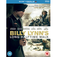 Billy Lynn's Long Halftime Walk (UK-import) (BLU-RAY)