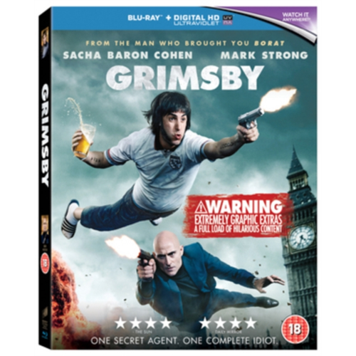 Grimsby (UK-import) (BLU-RAY)