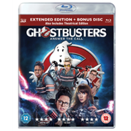 Produktbilde for Ghostbusters (UK-import) (Blu-ray + 3D Blu-ray)