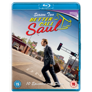Produktbilde for Better Call Saul: Season Two (UK-import) (BLU-RAY)