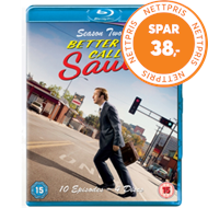 Better Call Saul: Season Two (UK-import) (BLU-RAY)