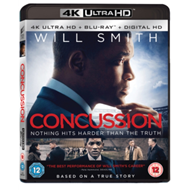 Produktbilde for Concussion (UK-import) (4K Ultra HD + Blu-ray)
