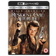 Resident Evil: Afterlife (UK-import) (BLU-RAY)