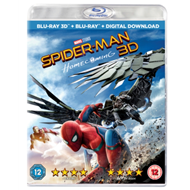 Spider-Man - Homecoming (UK-import) (BLU-RAY)