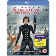 Resident Evil: Retribution (UK-import) (BLU-RAY)
