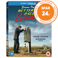 Better Call Saul: Season One (UK-import) (BLU-RAY)