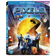 Pixels (UK-import) (BLU-RAY)
