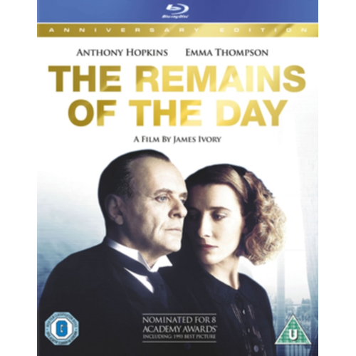 Remains Of The Day (UK-import) (BLU-RAY)