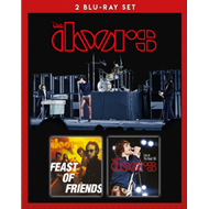 Produktbilde for The Doors: Feast of Friends/Live at the Bowl '68 (UK-import) (BLU-RAY)
