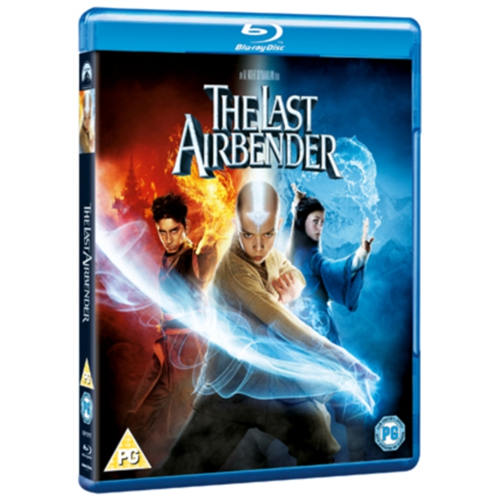 The Last Airbender (UK-import) (BLU-RAY)