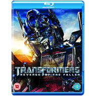 Produktbilde for Transformers: Revenge Of The Fallen (UK-import) (BLU-RAY)