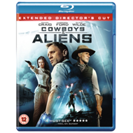Produktbilde for Cowboys And Aliens (UK-import) (BLU-RAY)