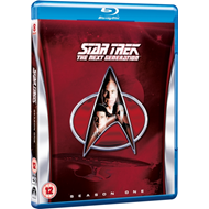 Produktbilde for Star Trek The Next Generation: The Complete Season 1 (UK-import) (BLU-RAY)