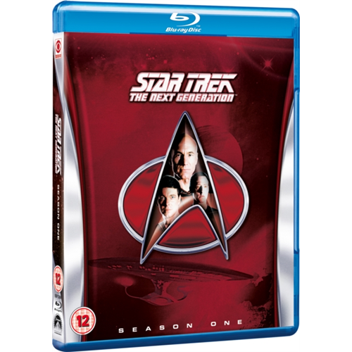 Star Trek The Next Generation: The Complete Season 1 (UK-import) (BLU-RAY)