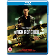 Produktbilde for Jack Reacher (UK-import) (BLU-RAY)