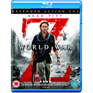 Produktbilde for World War Z: Extended Action Cut (UK-import) (BLU-RAY)