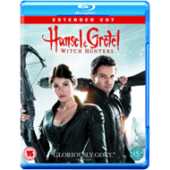 Hansel And Gretel: Witch Hunters - Extended Cut (UK-import) (BLU-RAY)