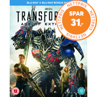 Produktbilde for Transformers: Age Of Extinction (UK-import) (BLU-RAY)