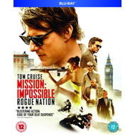 Produktbilde for Mission: Impossible - Rogue Nation (UK-import) (BLU-RAY)