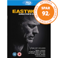 Produktbilde for Clint Eastwood: The Director's Collection (UK-import) (BLU-RAY)