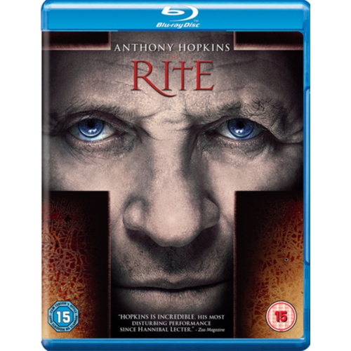 The Rite (UK-import) (BLU-RAY)