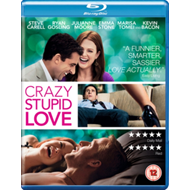 Produktbilde for Crazy, Stupid, Love (UK-import) (BLU-RAY)