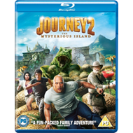 Journey 2 - The Mysterious Island (UK-import) (BLU-RAY)
